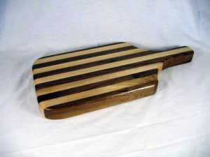 Bread Board paddle by Furst Woodworks