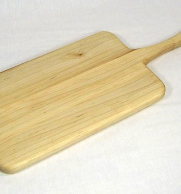 Paddle Board: Maple, Large by Furst Woodworks