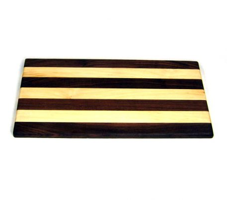 Cutting Board: Maple and Walnut by furst woodworks