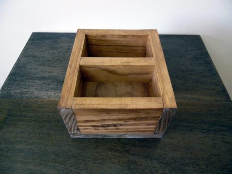 Handleless Condiment Caddy by Furst Woodworks